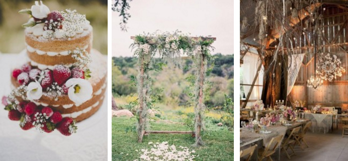 Bohemian wedding bridal inspiration wedding stories for Boho dekoration
