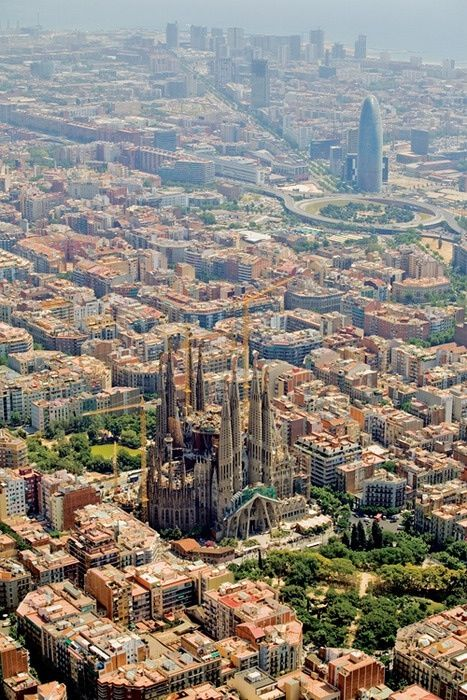barcelona sightseeing - wedding stories