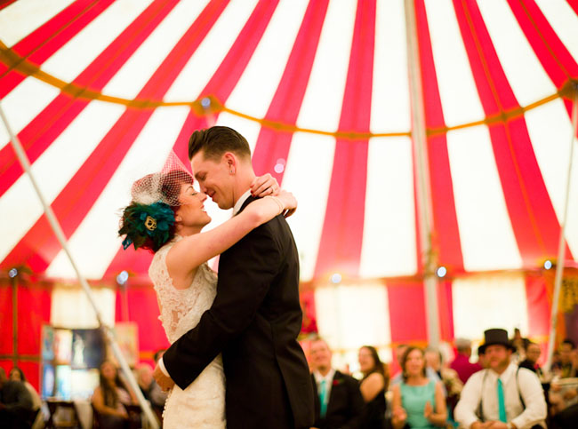 Circus Wedding Theme - Wedding Stories