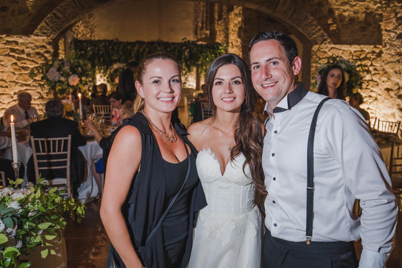 Wedding Stories, Maggie & Cullen 1